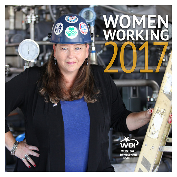2017 Women Working Calendar