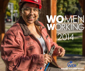 2014 Women Working Calendar