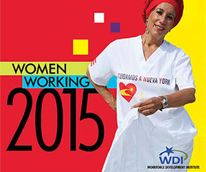 2015 Women Working Calendar