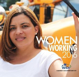 2016 Women Working Calendar